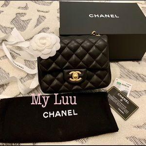 Chanel Classic Mini Square